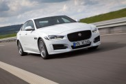 © Jaguar Land Rover Ltd / Der neue Jaguar XE Polaris R-Sport