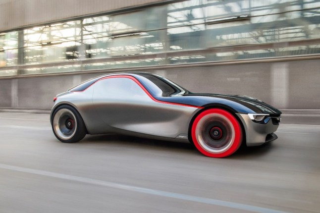 © GM Company / Opel GT Concept