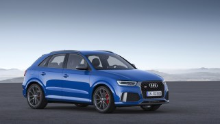 © Audi / Der Audi RS Q3 performance - satte 367 PS / Static photo, Colour: Ascari blue metallic