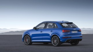 © Audi / Der Audi RS Q3 performance - satte 367 PS