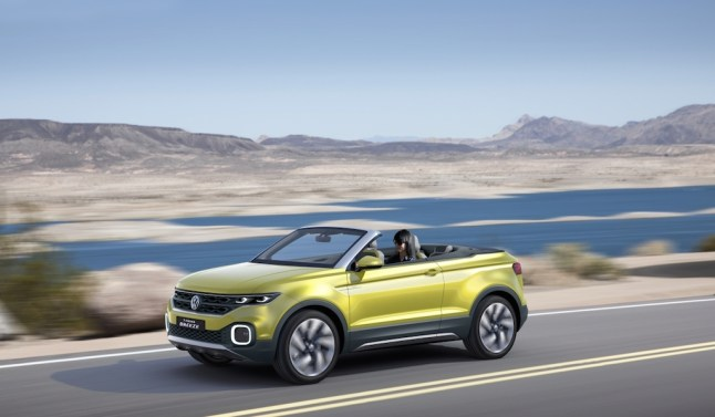 © Volkswagen / VW T-Cross Breeze - SUV