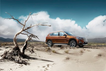 © BMW Group / Der neue BMW X1 Langversion