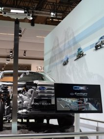 © MotorNews kw / Subaru EyeSight System / IAA 2015