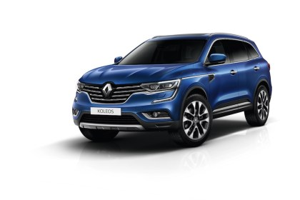 Renault präsentiert den neuen KOLEOS Modelljahr 2016 / Credits: Renault Marketing 3D-Commerce