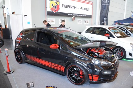 © MotorNews kw / Tuningworld Bodensee 2016 / Tuning-Impressionen