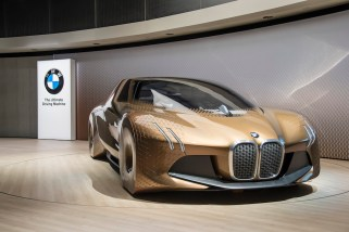© BMW Group / BMW VISION NEXT 100