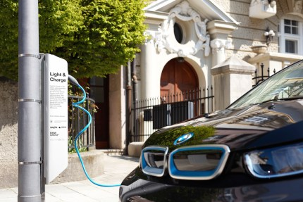 "© BMW Group / BMW Group und Stadt München starten Kooperationsprojekt ""Light & Charge"""