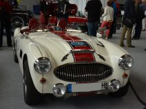 © MotorNews kw / Klassikwelt Bodensee 2016 / Old English Style
