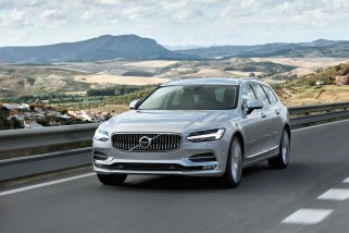 © Volvo Car Corporation / Der neue Volvo V90