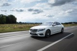 © Daimler AG _ Umfassende Motorenoffensive bei Mercedes-Benz Mercedes-Benz S-Class is the prototype vehicle for the new 6cylinder inline gasoline engine M 256;