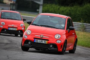 Abarth Day 2018 no Circuito de Braga Photo AIFA/Jorge Cunha
