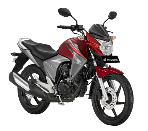 Honda CB Unicorn Dazzler launched in Indonesia as New MegaPro ...