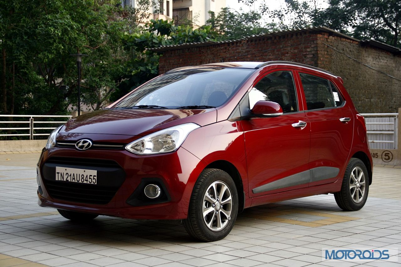 Video India Made Hyundai Grand I10 Scores Zero Stars In