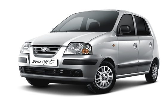 Next Gen Hyundai Santro Previewed To Select Hyundai