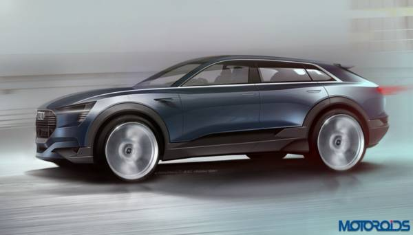 A third of Audi drivers will choose an electrified model in 2025