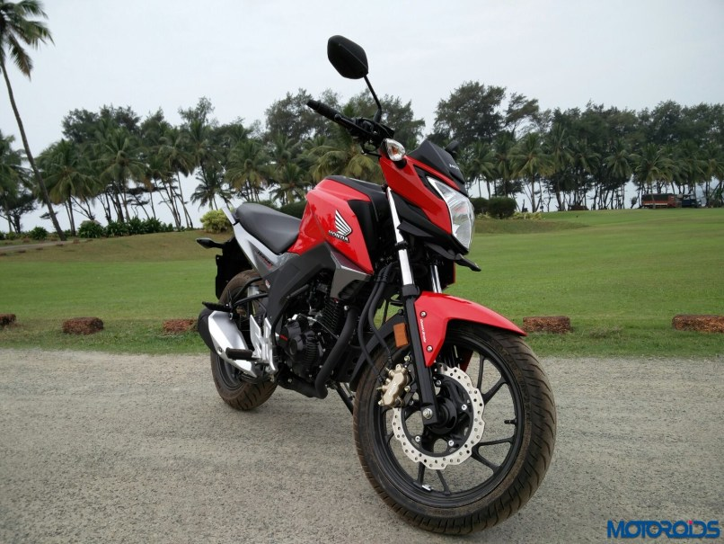 Honda Cb Hornet 160r First Ride Review Images Specs And Details Dressy Diligence Motoroids