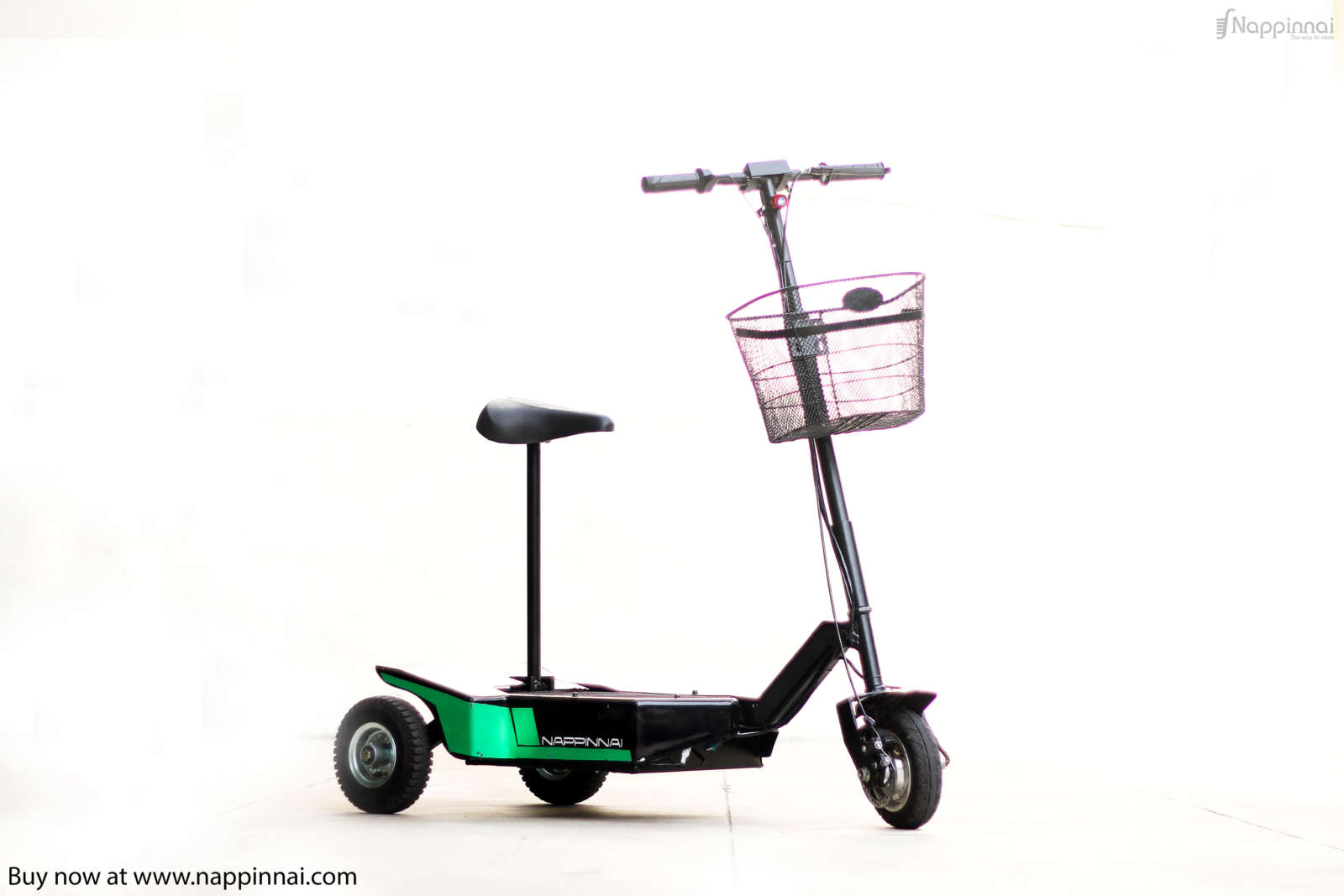 Nappinnai S Scotra Cml Is A Small Electric Trike That