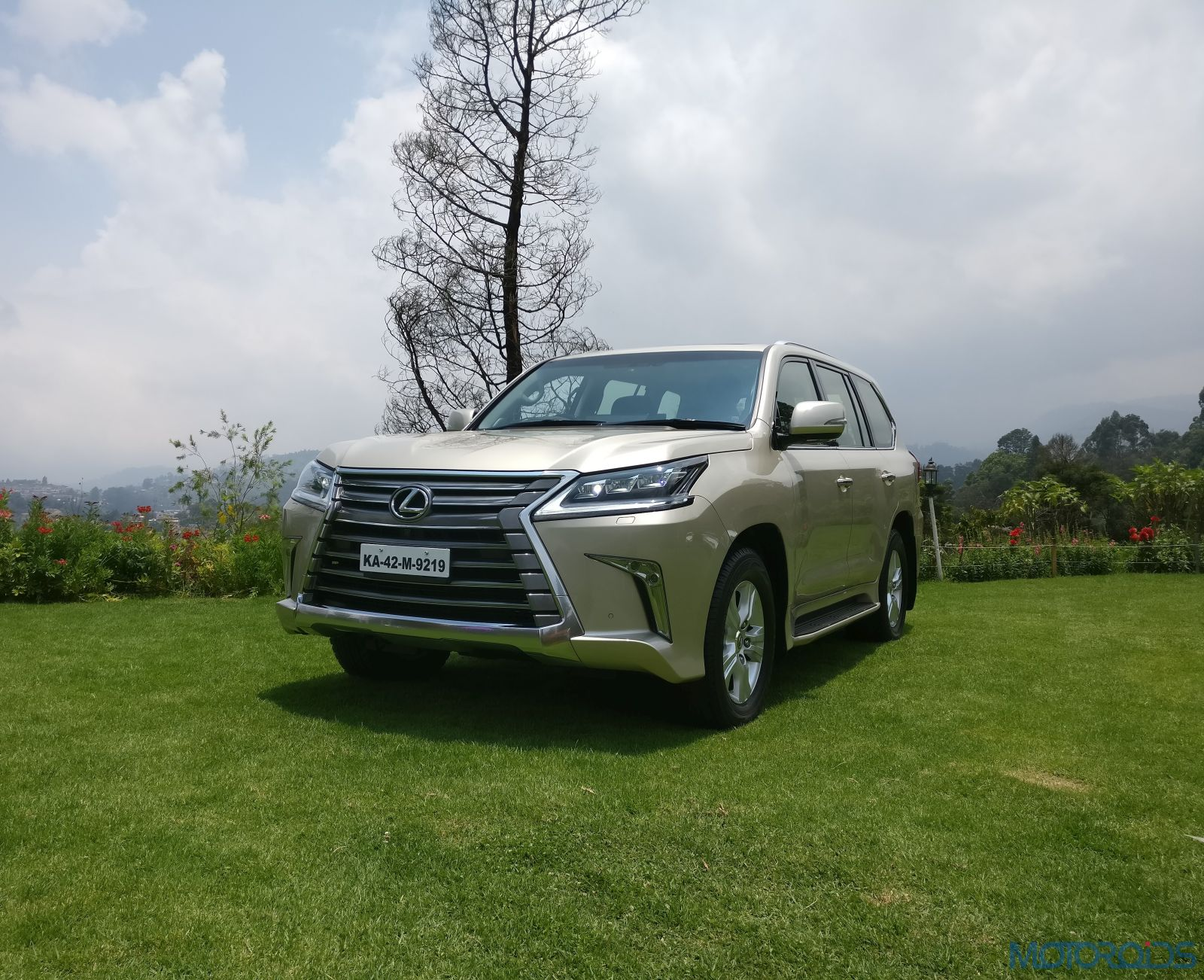 Lexus LX 450d Review Swanky Spread First Drive