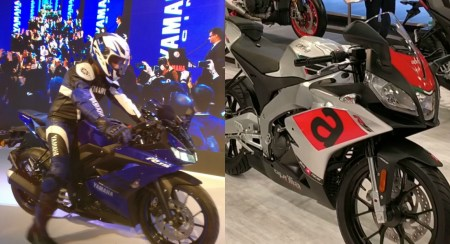 Much Awaited Aprilia RS150 and Tuono 150 Will Not be Making Their Way To India Anytime Soon