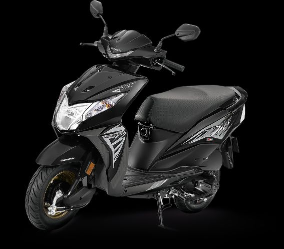 2018 Honda Dio Deluxe Launched In India Prices Start At