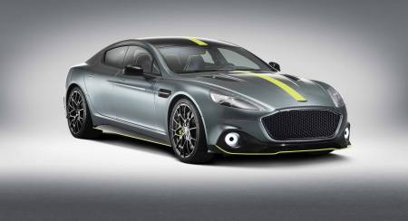 New, Limited Edition Aston Martin Rapide AMR Gets V12 Naturally Aspirated, 603PS Engine