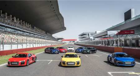 Audi Sportscar Experience Returns To Buddh International Circuit