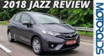 WATCH: New 2018 Honda Jazz Facelift Video Review