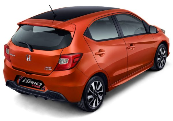 Honda Brio unveiled, India launch on the cards