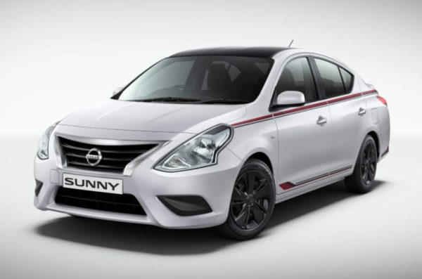 Nissan Sunny Limited edition