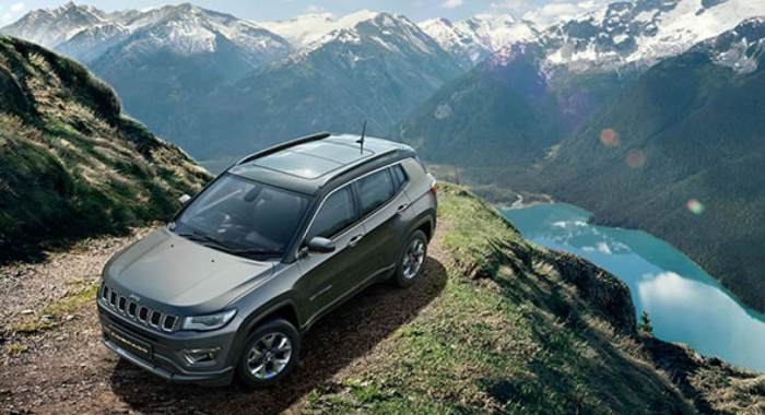 At INR 21.07 Lakh Jeep Offers You the Limited Plus Variant of the Compass SUV