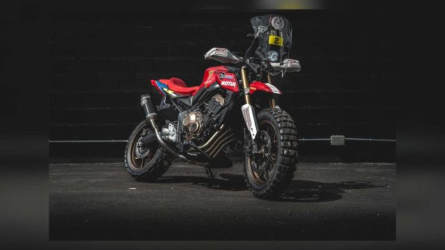 Reli Honda CB650R Custom 1