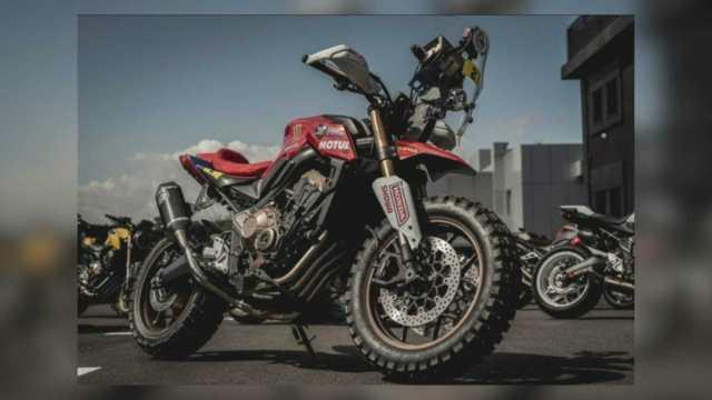 Reli Honda CB650R Custom 2