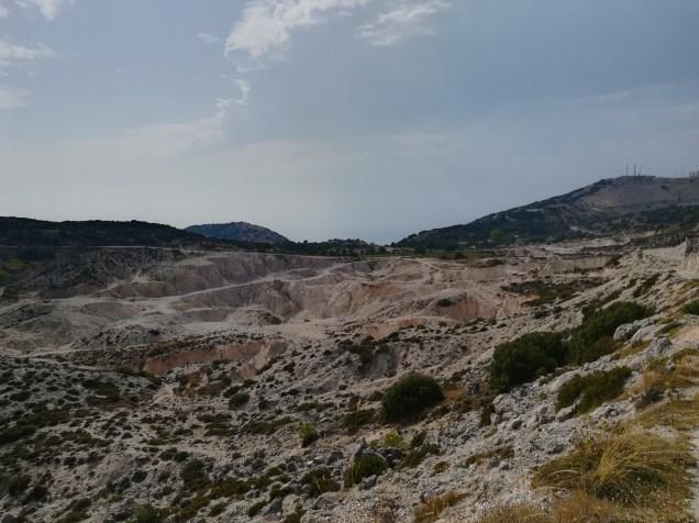 Minele abandonate de nisip