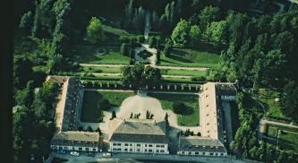 Palatul Brukenthal de la Avrig