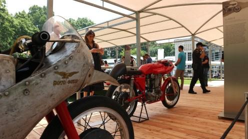 Moto Guzzi 250 Bialbero 1953