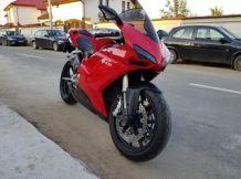 Ducati 848 Corse 2008