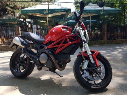 Ducati Monster 2014