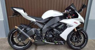 Kawasaki ZX10R 2009