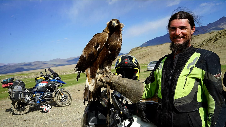 [Jurnal de călătorie]Marian Vulpe despre India,Mongolia,Nordkapp și altele pe două roți