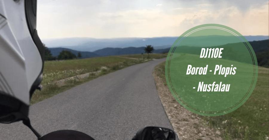 Borod – Plopiș – Nușfalău (DJ110E) 2019