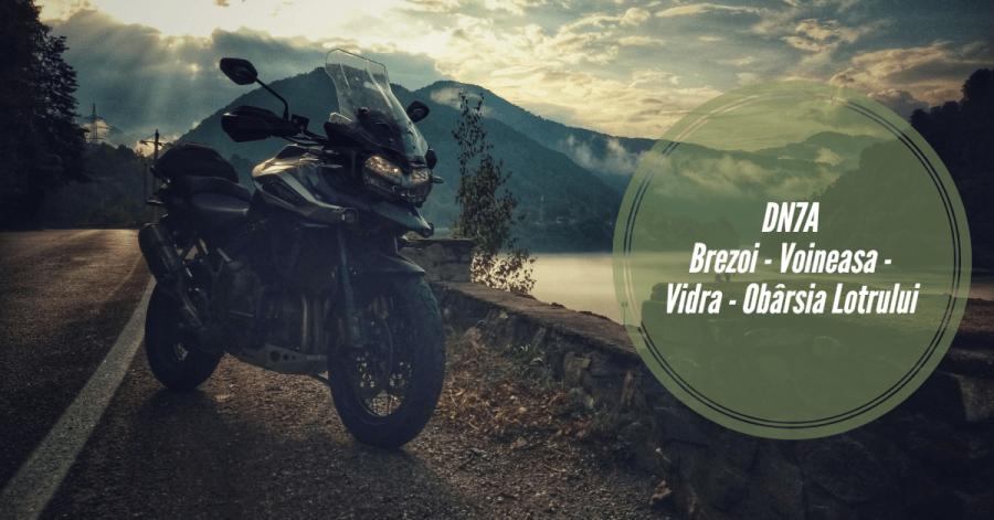 Brezoi – Voineasa – Vidra – Obârșia Lotrului (DN7A) 2019
