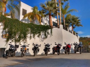 Motorcycle Paradise Andalusia