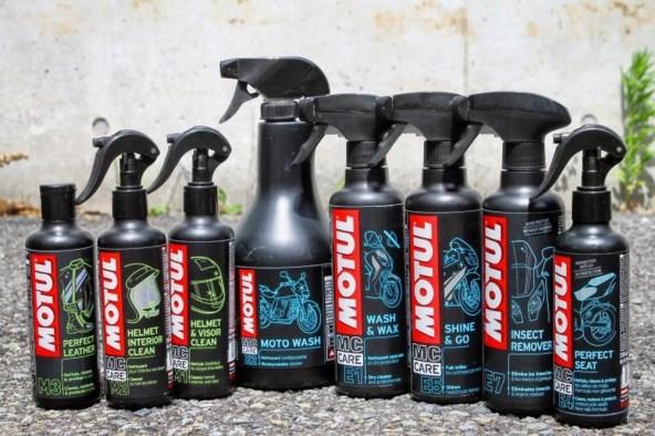 Motul Cleaning Kit