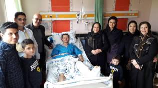 Samuel in spital
