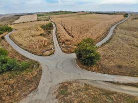Intersectie traseul nr 4 - Pe culmile Transilvaniei