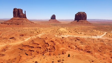 Monument Valley, Utah / Arizona