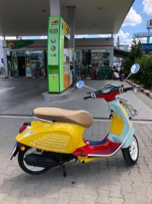 Vespa Sean Wotherspoon 125cmc