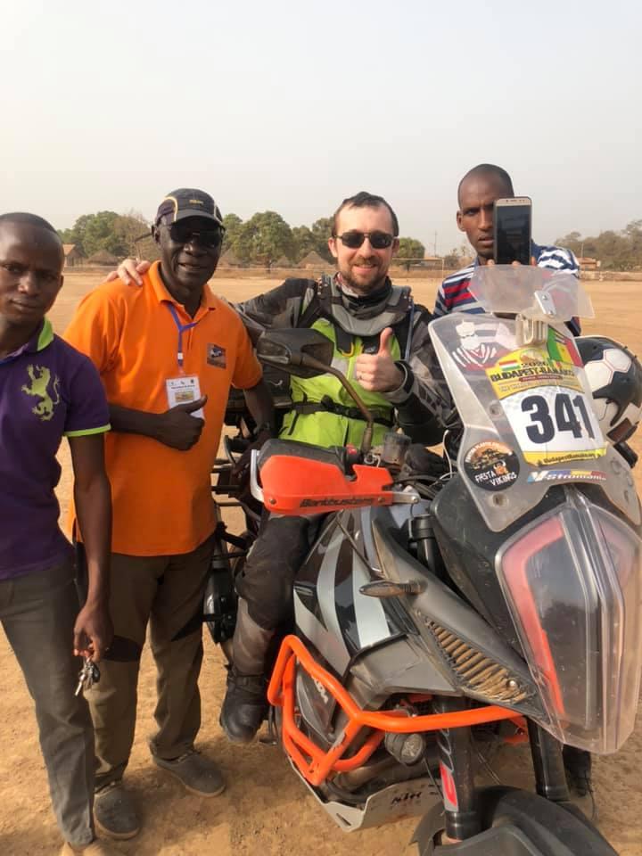 [Jurnal de călătorie] Un român la raliul Budapesta-Bamako 2020 pe un KTM 1290 SAS