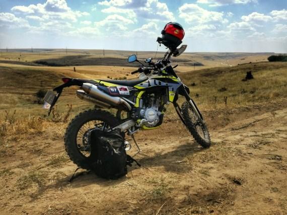 SWM RS300R@4V Rally