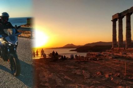Drumuri de vacanță: Atena – Cap Sounio (EO91)
